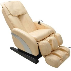 Homcom Luxurious Full Body Massage Recliner