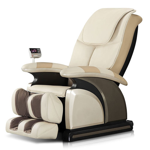 ANANDA Beige Massage Chair 2017