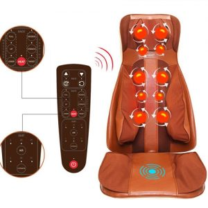 GESS Back Massaging Cushion