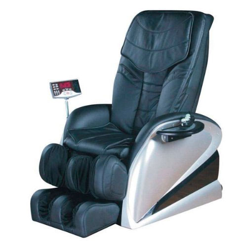 Lanaform LA110501 Black Massage Chair